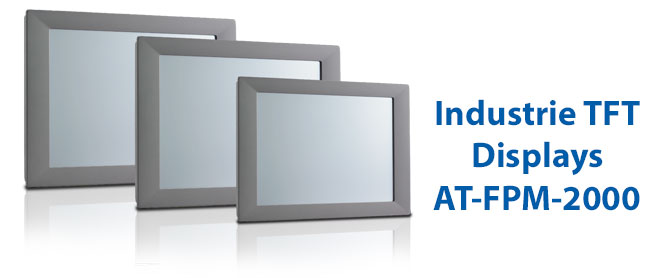 Industrie TFT Display FPM-2000