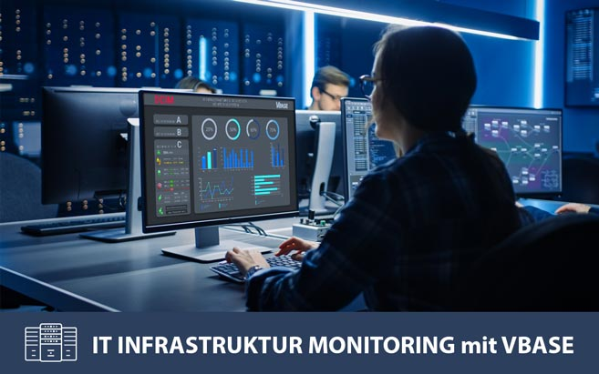 IT Infrastruktur Monitoring mit VBASE.