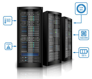 VBASE Server Monitoring