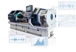 Maschine und Sensorik