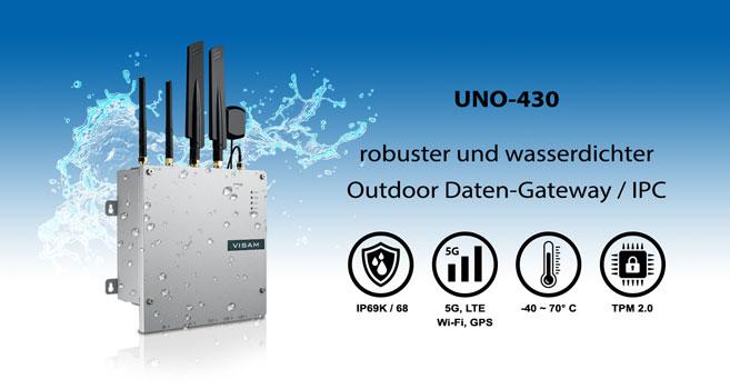 UNO-430 Outdoor Daten Gateway